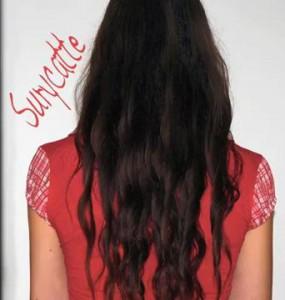 comment boucler facilement cheveux longs