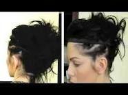 photo coiffure simple et rapide pour cheveux courts