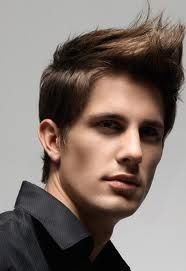photo de coiffure homme fashion