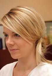 photo de coiffure simpleà réaliser