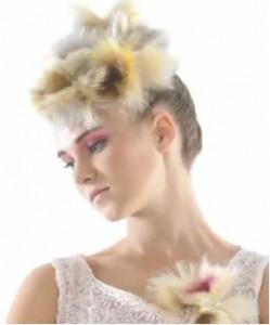 photo de coiffure femme tendance 2012
