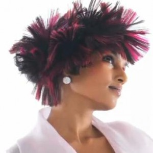photo de coiffure pour femme tendance 2012