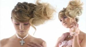 photo de coiffure simple et rapide tendance 2012