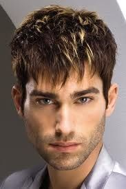 coiffure simple et rapide pour homme