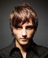 photo de coiffure dégradé homme