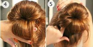 comment faire une coiffure simple