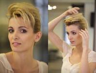 idée coiffure simple pour femme