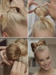 Jolie coiffure tendance été 2013