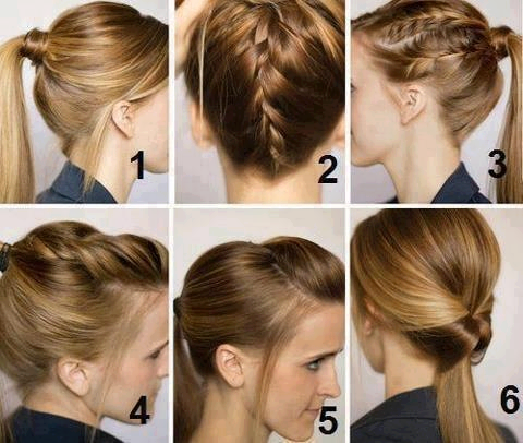 Style coiffure femme
