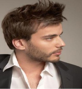 coiffure simple rapide homme