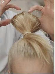 idée coiffure simple