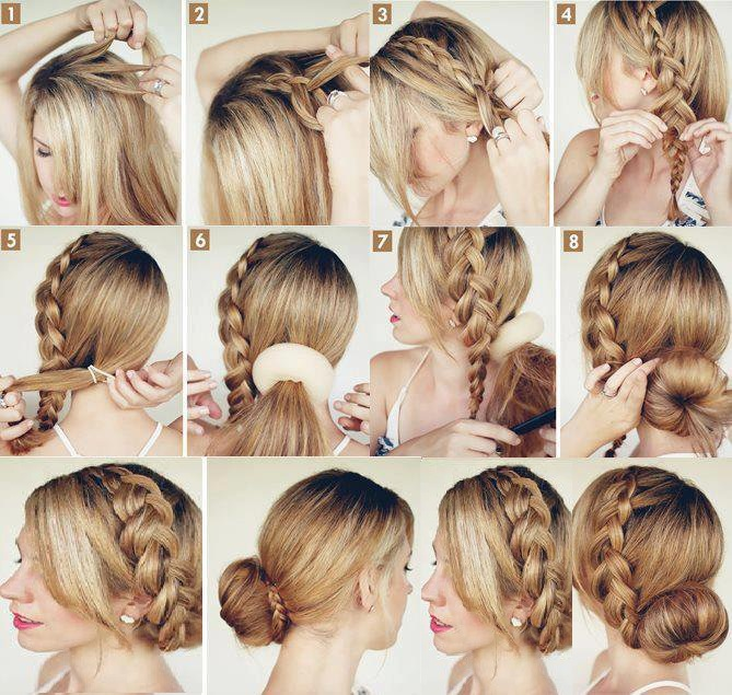 Super Coiffure tresse facile a faire AS26