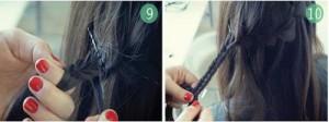 Jolies coiffures