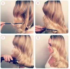 Coiffure cheveux mi long