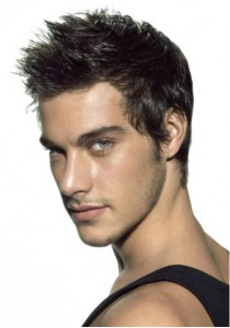 Coupe cheveux courts homme