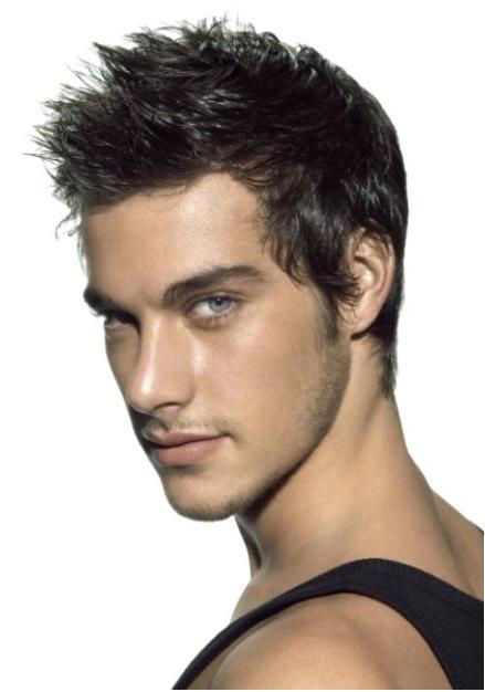 Coupe cheveux coiffe decoiffe homme