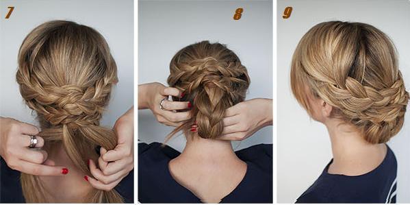 Coiffure facile coiffure simple et facile - Coiffure facile et rapide ...