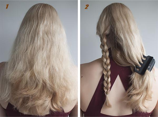 Coiffure rapide et facile coiffure simple et facile - Coiffure rapide et facile ...