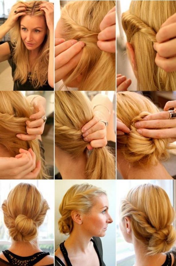 Comment bien se coiffer femme cheveux long