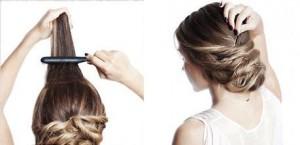 Modèles coiffure mariée