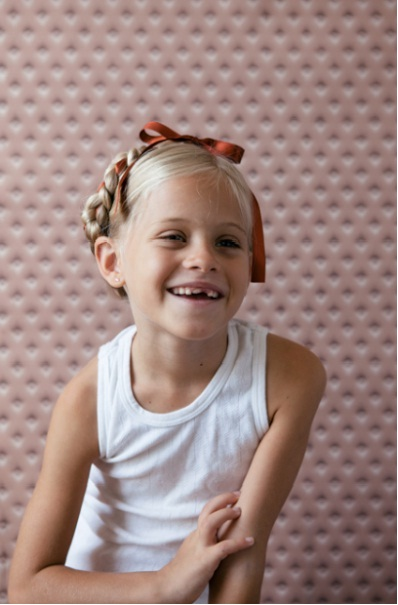 coiffure facile petite fille  coiffure simple et facile