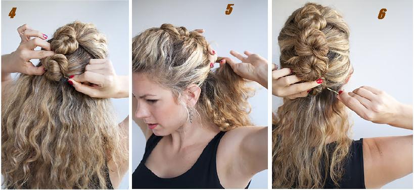 Coiffure Facile Cheveux Mi Long Boucle Couplesretirementpuzzle