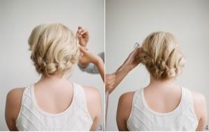 Comment se coiffer pour un mariage