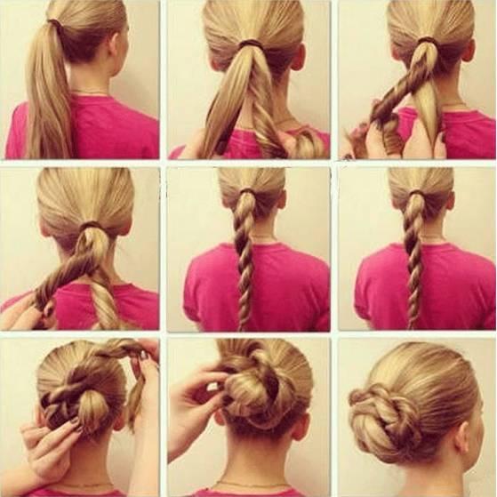 comment se coiffer les cheveux