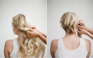 Comment se coiffer  pour un mariage - Coiffure fête facile