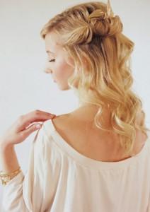 idee de coiffure pour mariage 2014 cheveux longs