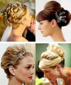 idée de coiffure pour mariage 2014