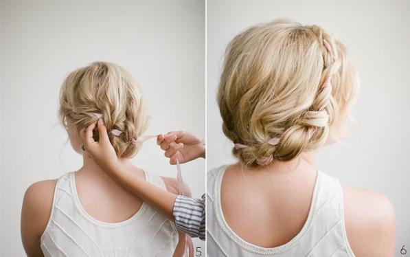 comment se coiffer pour un mariage coiffure simple et facile. Black Bedroom Furniture Sets. Home Design Ideas
