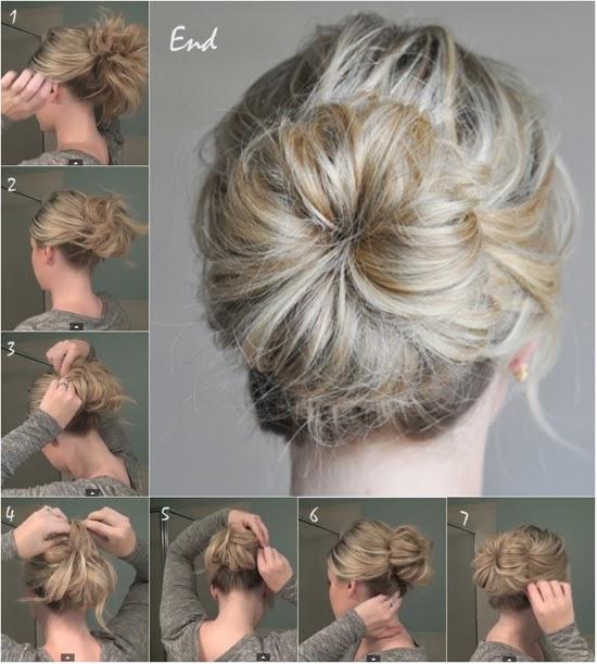 Comment se faire une belle coiffure toute seule
