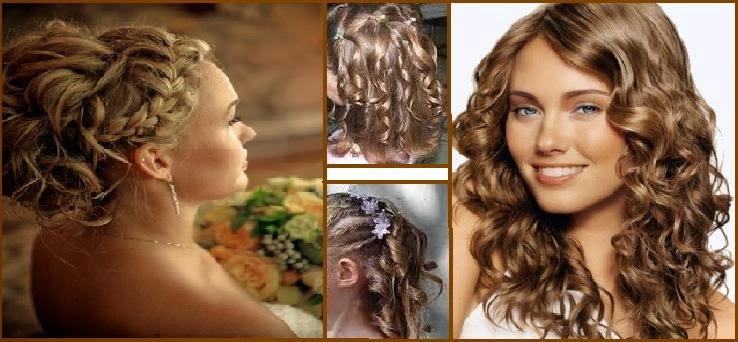 Coiffure Pour Soiree Cheveux Frisee A Faire Soi Meme Coiffure