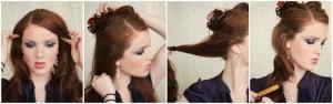 4 coiffure pour le nouvel an