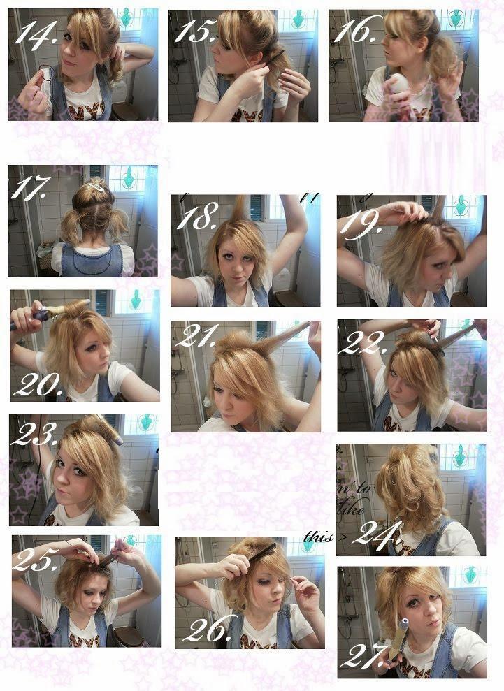 Coiffure Simple Et Rapide Cheveux Courts Coiffure Simple Et Facile