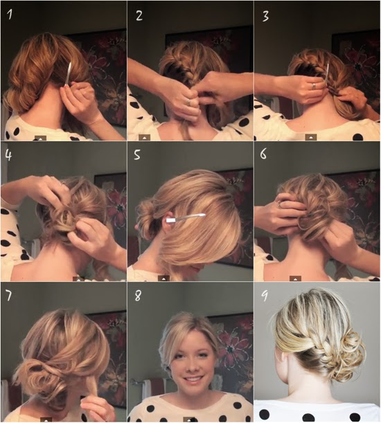 Tendance coiffure simple 2014 – 2015 | Coiffure simple et facile