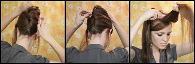 idée coiffure pour les fêtes: Fête nouvel an | Coiffure simple et ...
