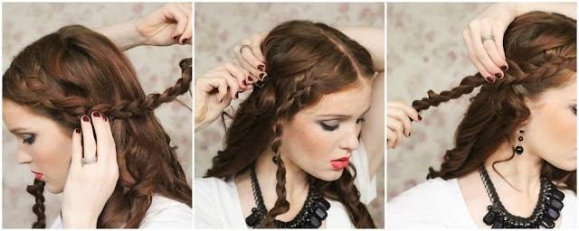 tutoriel coiffure facile cheveux longs coiffure simple et facile. Black Bedroom Furniture Sets. Home Design Ideas