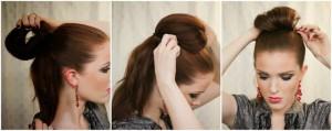 Tutoriel coiffure cheveux longs