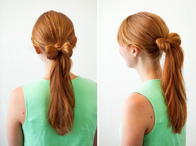 Coiffure femme 2014 -  tendance coiffure 2014