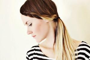 idée de coiffure simple et rapide
