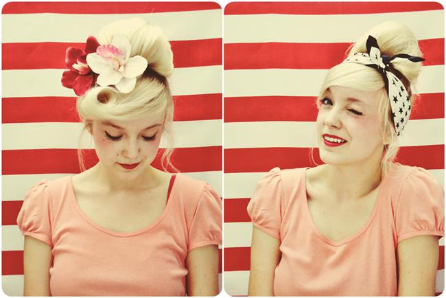 Jolie coiffure pour femme - Tendance 2014