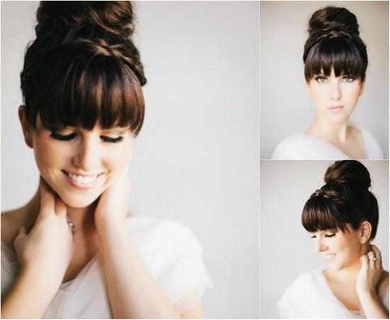 coiffure mariage coiffure simple et facile part 3. Black Bedroom Furniture Sets. Home Design Ideas