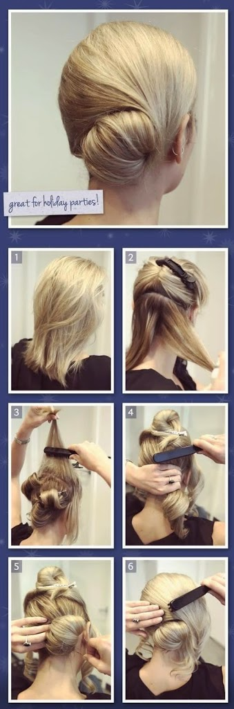 coiffures pour tous les jours