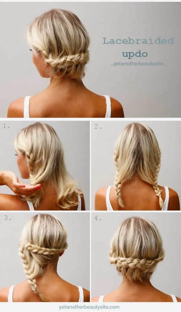 Idées de coiffure simple et rapide