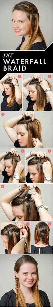 coiffure facile 10 id es de coiffures faciles faire coiffure simple et facile. Black Bedroom Furniture Sets. Home Design Ideas
