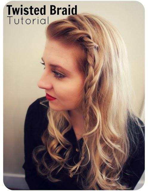 Coiffure facile - 10 Idées de coiffures faciles à faire