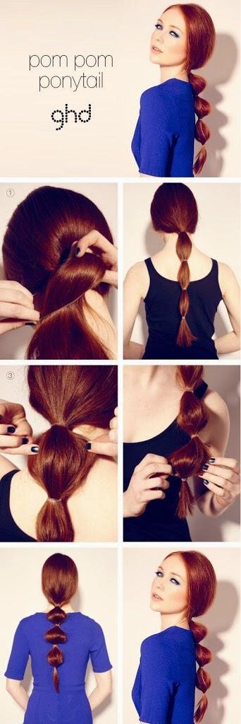 3 Idées de coiffures faciles et rapides