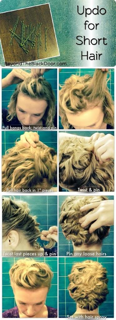 Des idées de coiffures pour soirées